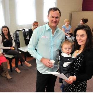 Getting young parents back on track