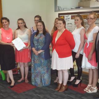 KYPP Graduation Class of 2014