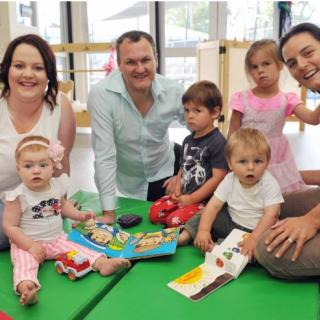 School is in for young mums